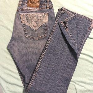 Lucky brand women's blossom wonder jeans